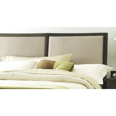 Messina Upholstered Panel Headboard Size: Queen