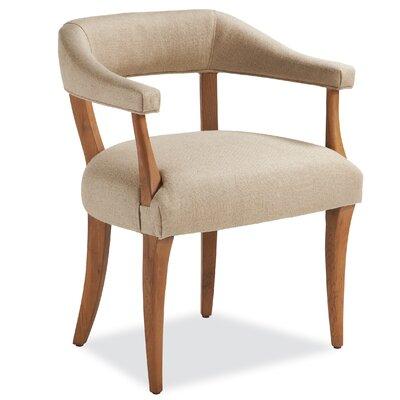 Ibiza Arm Chair Finish: Natural Oak
