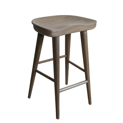 Balboa 27 Bar Stool Finish: Driftwood