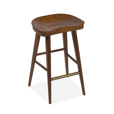 Balboa 31 Bar Stool Finish: Hazelnut