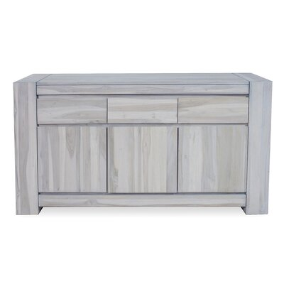 Messina Sideboard Color: Graywash