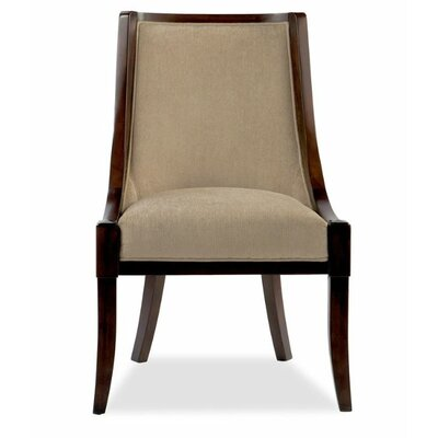 Sienna Square Back Chair in Warm Chestnut