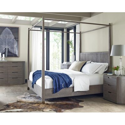Palmer Queen Canopy Configurable Bedroom Set
