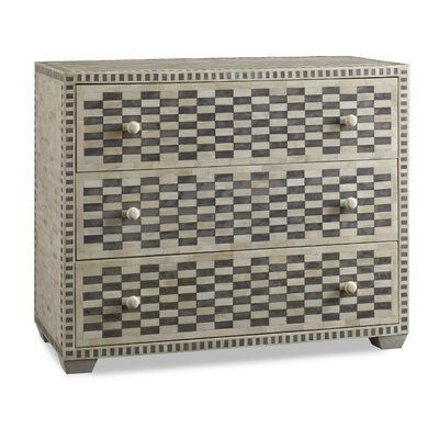 Tangier 3 Drawer Chest
