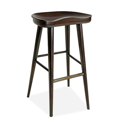 Balboa 27 Bar Stool Finish: Midnight