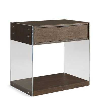 Dalton 1 Drawer Nightstand