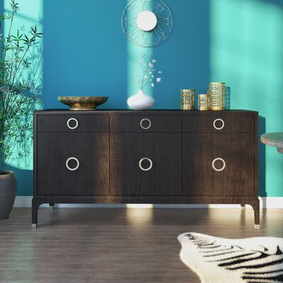 Atherton Sideboard Color: Cerused Teak