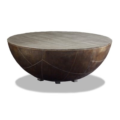 Delano Coffee Table Color: Fog Grey