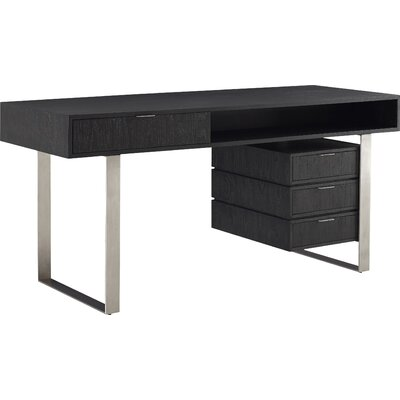 Info about Mink Executive Desk Product Photo