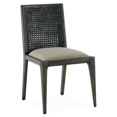 Financing for Messina Rattan Back Side Chair...