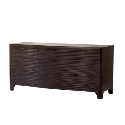 Townsend 7 Drawer Dresser