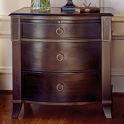 Metropolitan 3 Drawer Bachelors Chest