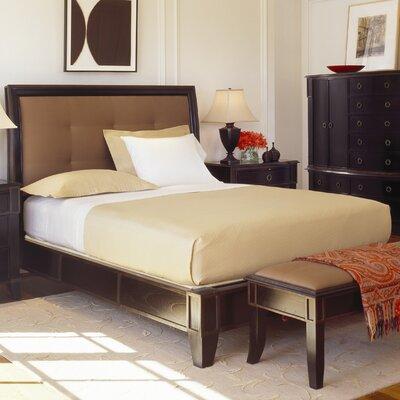 Metropolitan Upholstered Platform Bed