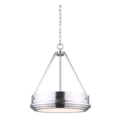 Graidy 4-Light Semi Flush Mount