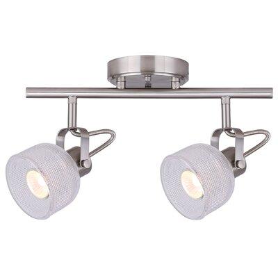 Soho 2-Light Full Track Lighting Kit