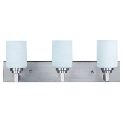 Vanity Light Fixture With Outlet : 3 LIGHT BATHROOM BATHROOM LIGHT
