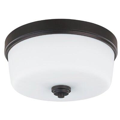 Jackson 3-Light Flush Mount