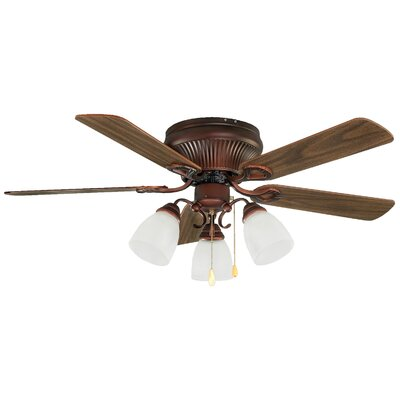 Low Price 42 inches Malibu 5 Blade Ceiling Fan