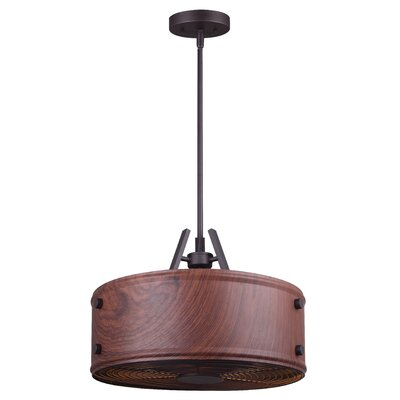 Laveta 3-Light Drum Chandelier