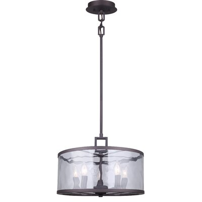 Bernardine 5-Light Drum Chandelier Finish: Oil Rubbed Bronze