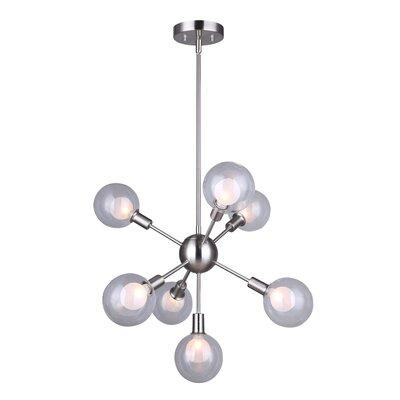 Poitras 7-Light Cluster Pendant