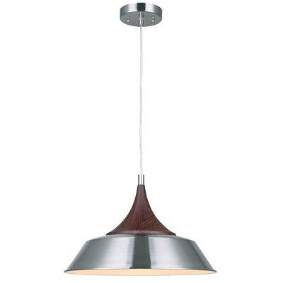 Ruggiero 1-Light Inverted Pendant