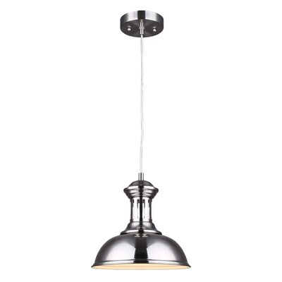 Cambria 1-Light Inverted Pendant