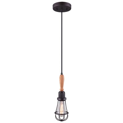 Cinthia 1-Light Mini Pendant