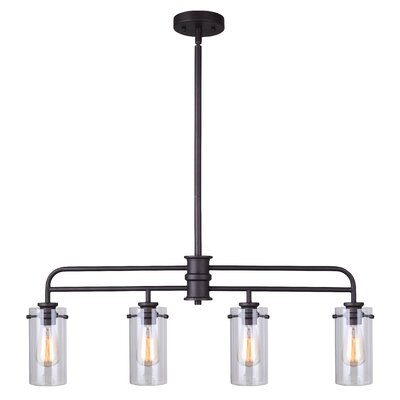 Dayna 4-Light Kitchen Island Pendant