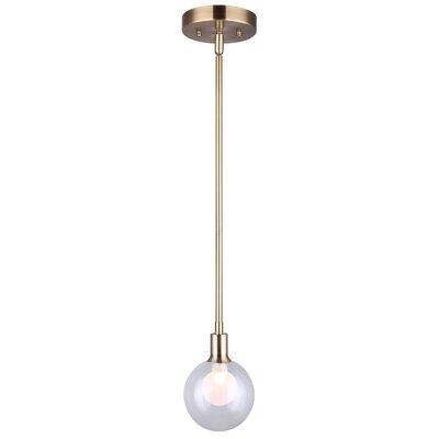 Valenti 1-Light Globe Pendant