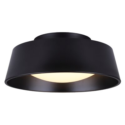 Templehof LED Flush Mount