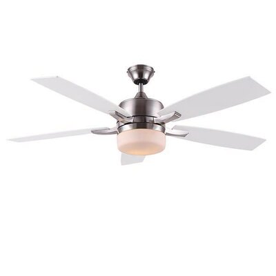 52 Odom 5 Blade LED Ceiling Fan with Remote