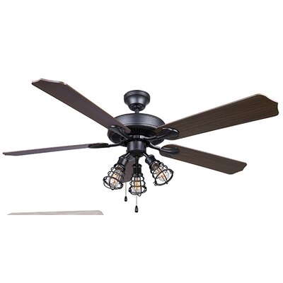 52 Loess 5 Blade Ceiling Fan