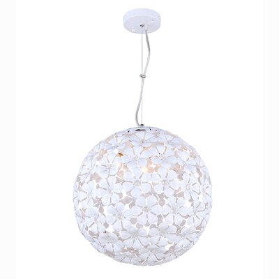 Baum 3-Light Globe Pendant