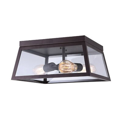 Allena 2-Light Flush Mount