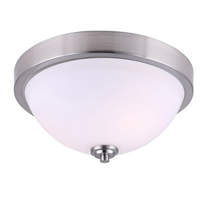 Resaca 2-Light Flush Mount