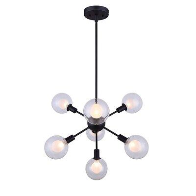 Cantin 7-Light Sputnik Chandelier