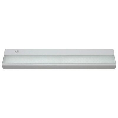 LED Under Cabinet Bar Light Wattage: 7W, Size: 1 H x 21 W x 3.5 D