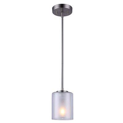 Merkle 1-Light Mini Pendant
