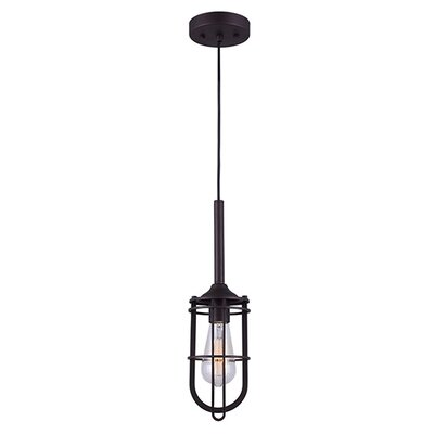 Munsey 1-Light Mini Pendant