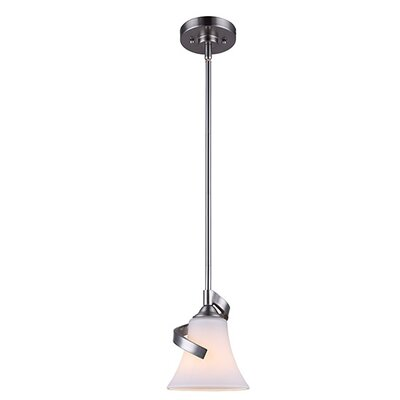 Margaret 1-Light Mini Pendant Finish: Oil Rubbed Bronze