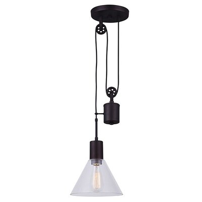 Alverta 1-Light Mini Pendant
