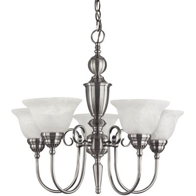 Julianna 5-Light Shaded Chandelier