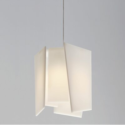 Levis L 1-Light Geometric Pendant