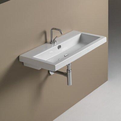 Series 40 32 Wall Mounted Bathroom Sink