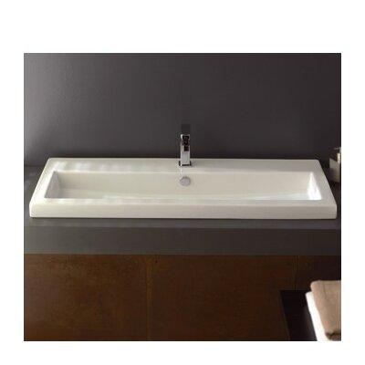 Series 40 47 Wall Mounted Bathroom Sink