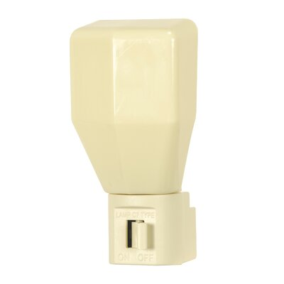 Manual Night light Color: Beige