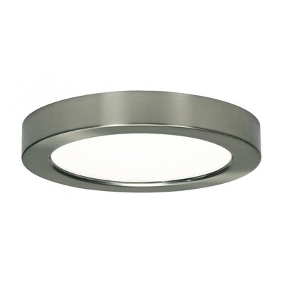 Pearcy Traditional 1-Light Flush Mount