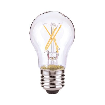 5W E26/Medium (Standard) LED Vintage Filament Light Bulb