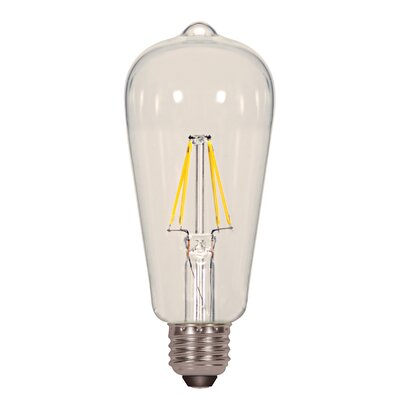 6.5W E26 LED Vintage Filament Light Bulb